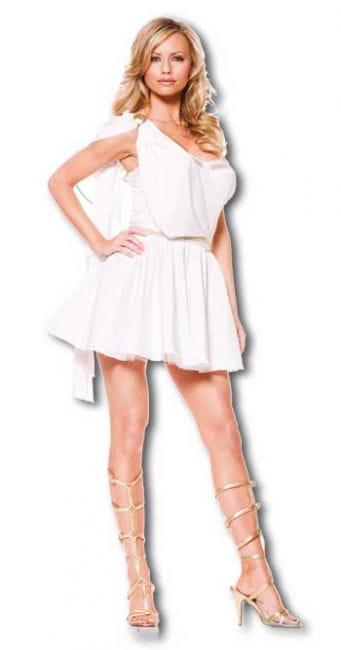 Greek Goddess Hera Costume Size S