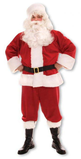 Santa Claus / Father Christmas Premium Costume