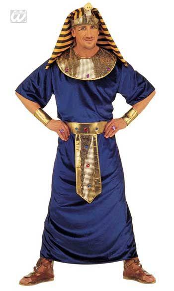 Pharaoh Tutankhamun Costume. S