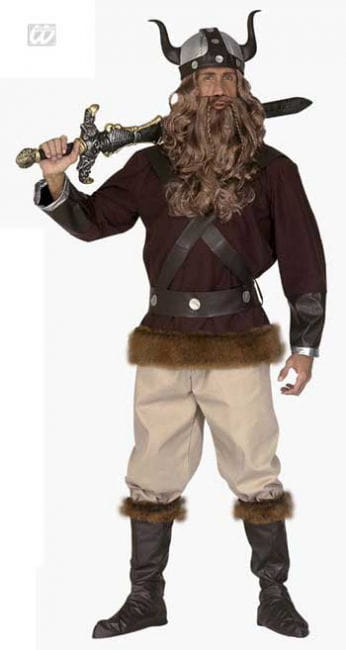 Viking Velkan Costume S