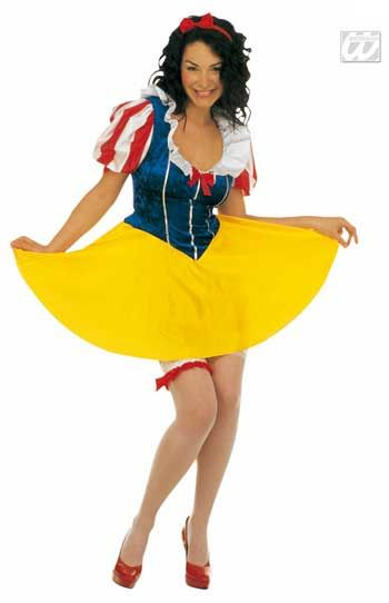 Sexy Snow White Costume. M