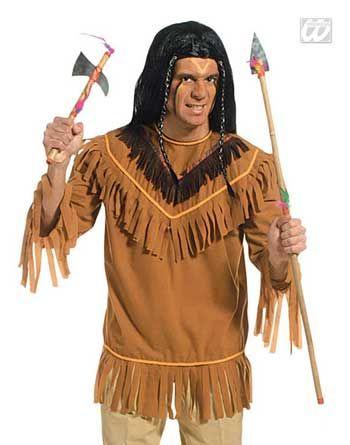 Indianer Kostüm M
