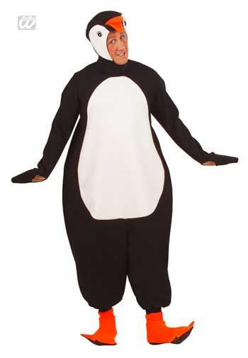 Cute Penguin Costume. L