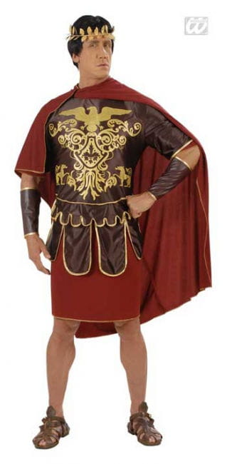 Caesaren Kostüm XL