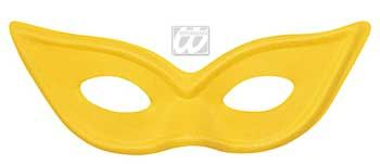 Cat Eyes / Catwoman mask yellow