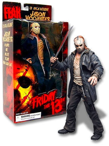 Jason Voorhees Action Figur 30 cm
