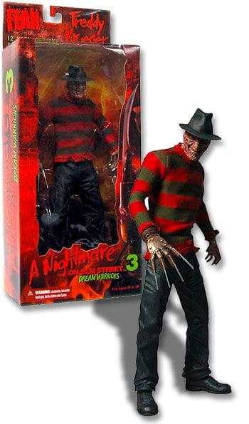 Freddy Krueger Deluxe Figur 30 cm