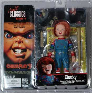 Chucky Action Doll 12 cm
