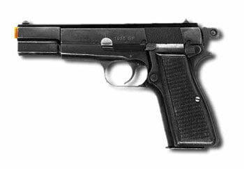 Browning pistol HP / GP 35 replica
