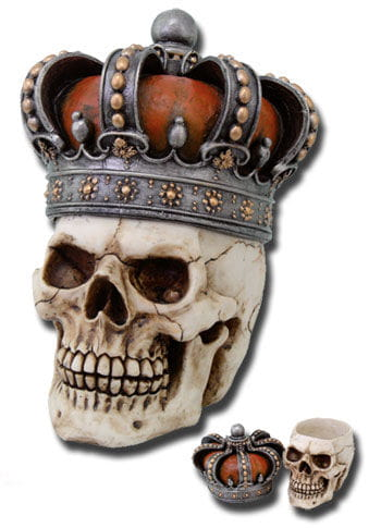 King Death Jewelery Box
