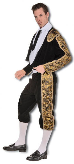 Torero Premium Costume One Size