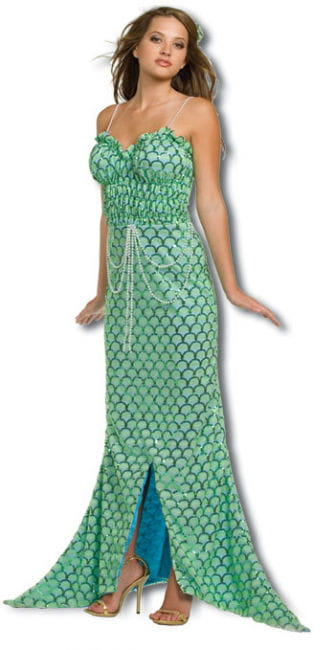 Mermaid Premium Costume Medium