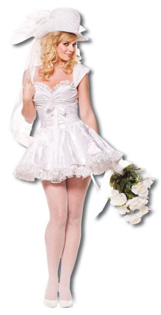 Enchanting Bride Premium Costume L
