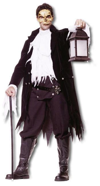 Cemetery watchman Premium Costume