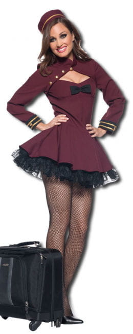 Saucy Bellhop Premium Costume S