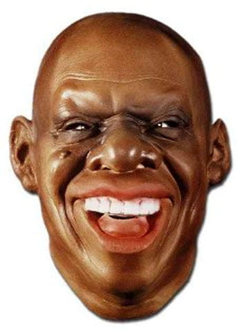 Louis Armstrong Foam Latex Mask