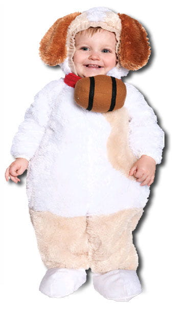 Saint Bernard Puppy Costume L
