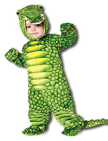 Alligator Kinderkostüm Gr. XL