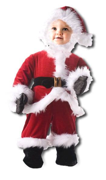 Drolliger Santa Kinderkostüm XL