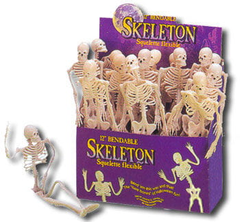 Bendable Skeleton