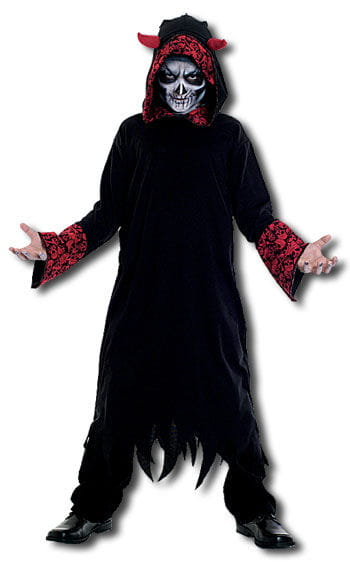 Hellish Grim Reaper Child Costume