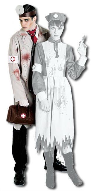 Dr. Menkele Kostüm Gr. M
