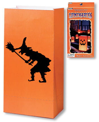 Witch Luminaries 6 PCS
