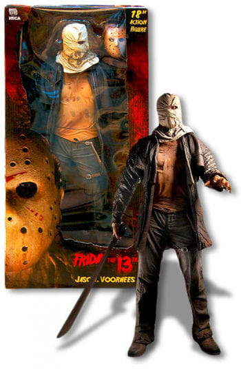 Jason Vorhees Action Figure 18 inch / 45cm