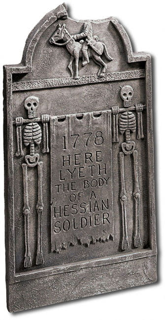 Headless Horseman Tombstone