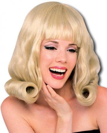 60´s Flip Wig Blond