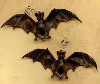 Bat Ear Clips