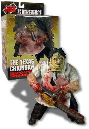 Stylised Leatherface Figur 23 cm