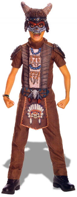 Apache Warrior Child Costume L