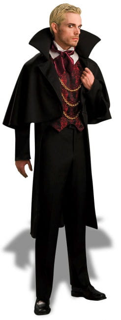 Vampire Baron Costume ML