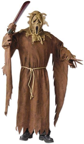 Scream Scarecrow Costume