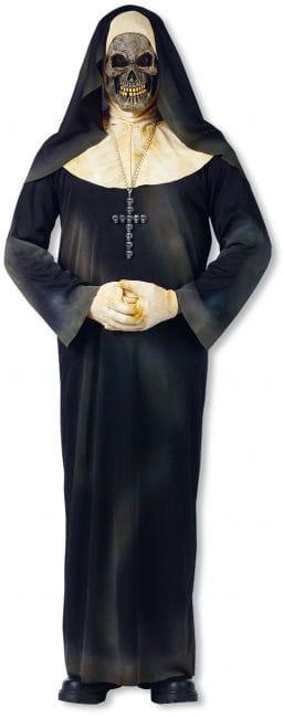Finstere Zombie Nonne