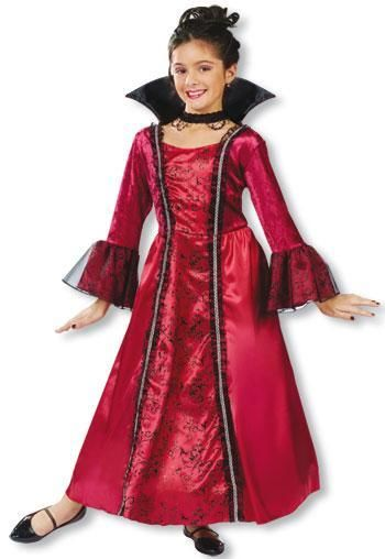 Dark Princess Child Costume M