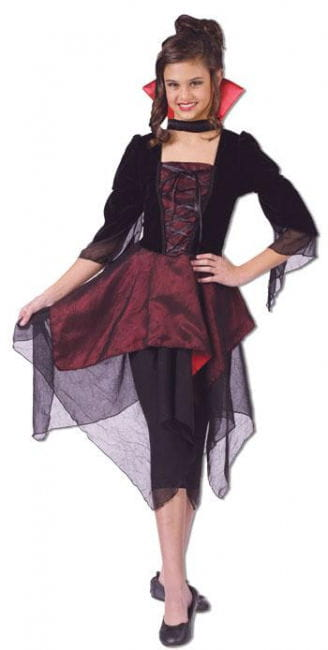 Lady Dracula Child Costume M