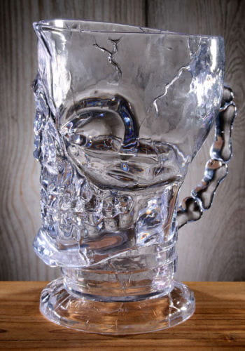 Skull Pitcher clear