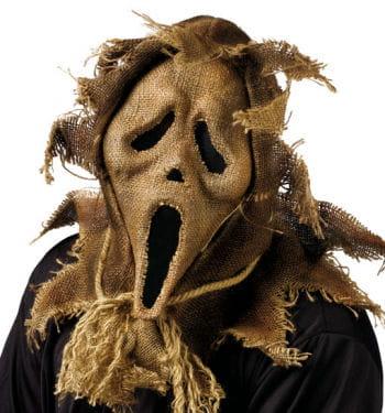 Scarecrow Scream mask