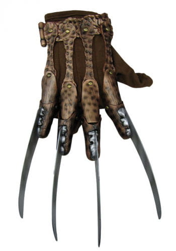Freddy Krueger Glove Adult 2010