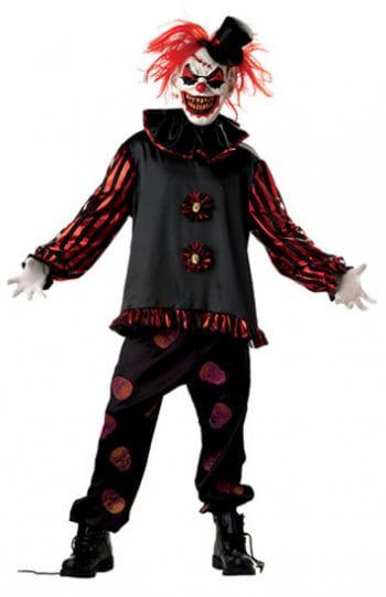 Schlitzer der Clown Kostüm
