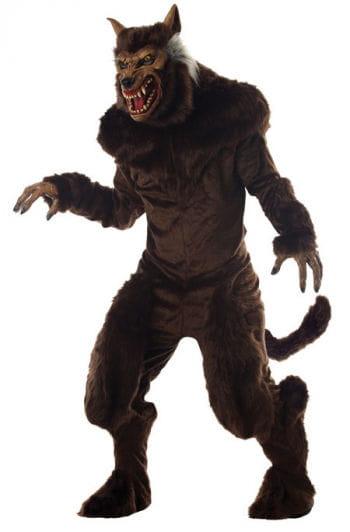 Werewolf Costume Deluxe
