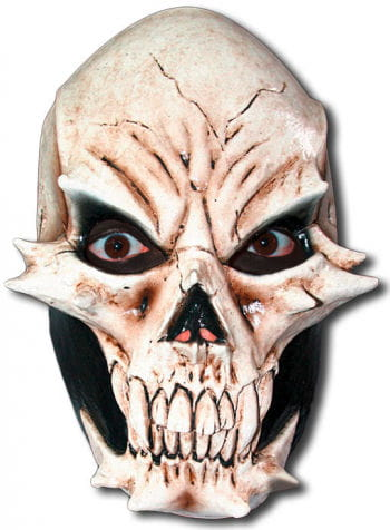 Devil Skull Latex Mask
