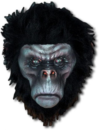 Evil Chimp Mask Black