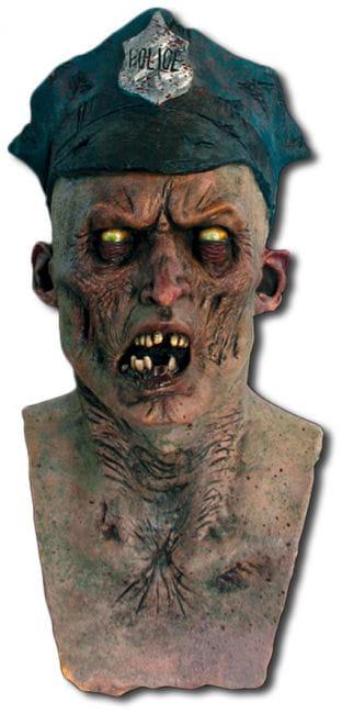 Zombie Cop Mask