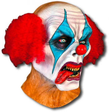 Psycho Clown Norman Maske