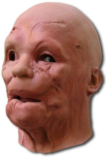 Mason Verger mask made of foam latex