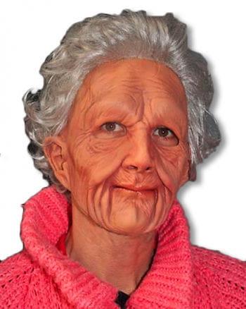 Oma Annetschka Maske