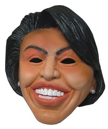 Michele Obama Mask